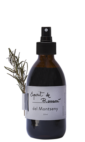 ALCOHOL DE ROMERO – TÓNICO / Rosemary Face & Body Tonic