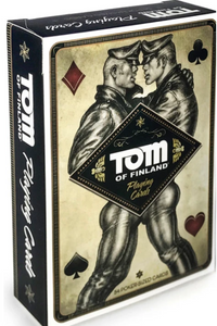Kweer cards  TOM OF FINLAND PLAYING CARDS