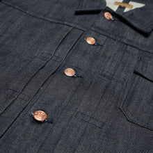 Load image into Gallery viewer, Lyonnaise Jacket - Indigo Selvedge