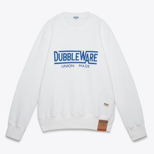 Union Made Sweat - White