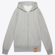 Load image into Gallery viewer, Zip Hoodie - Grey