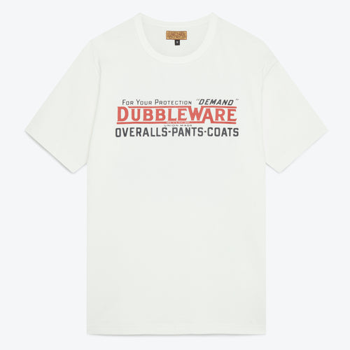Protection Tee - White