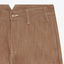 Load image into Gallery viewer, Lyon Workwear Pant - Brown Selvedge