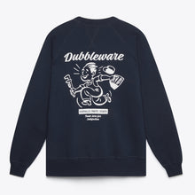 Load image into Gallery viewer, Buzz Raglan Sweat - Navy