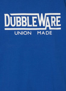 Union Made Tee - Royal Blue