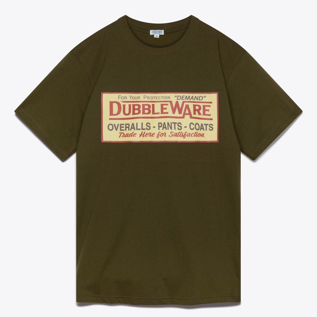 Satisfaction Tee - Military Green