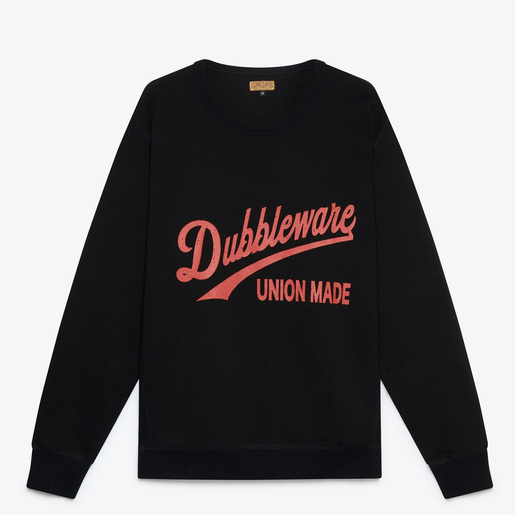 Union Sweatshirt - Black