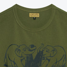 Load image into Gallery viewer, Resistance Tee - Military Green