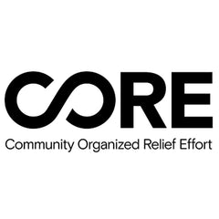 core community organized relief effort