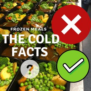 The Cold Facts about Frozen Meals