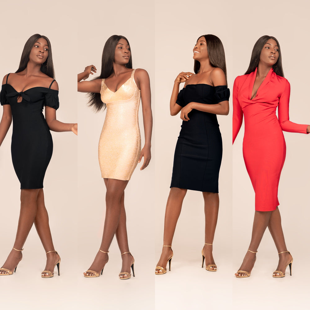 Nigerian women in party night club dresses to buy at ulari