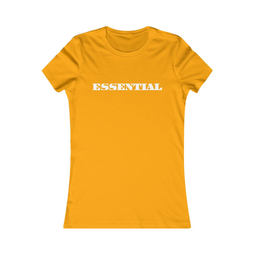 Women's Essential Tshirt