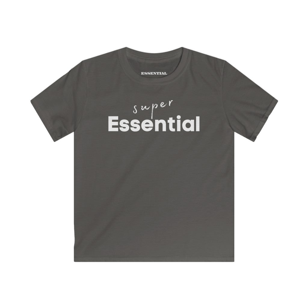Boys/Girls Super Essential Tee