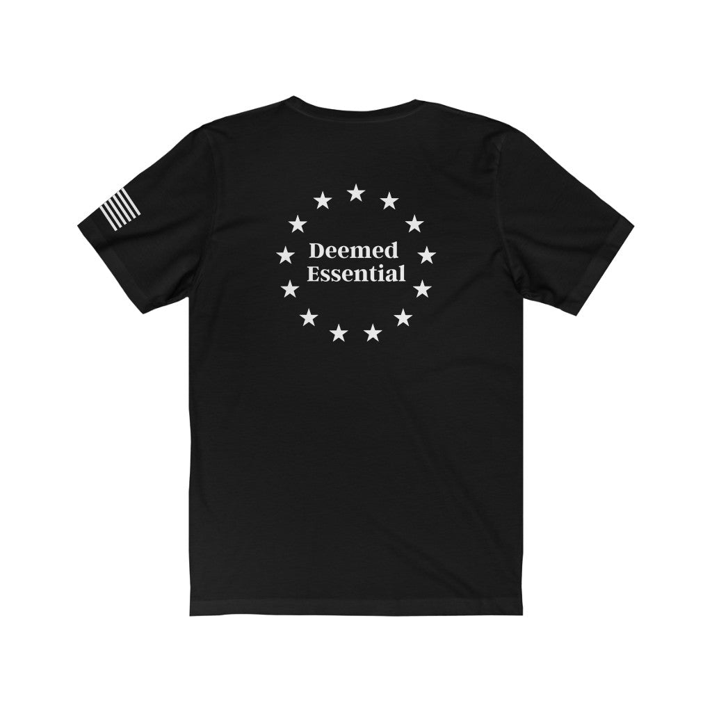 13 Stars Deemed Essential Tshirt