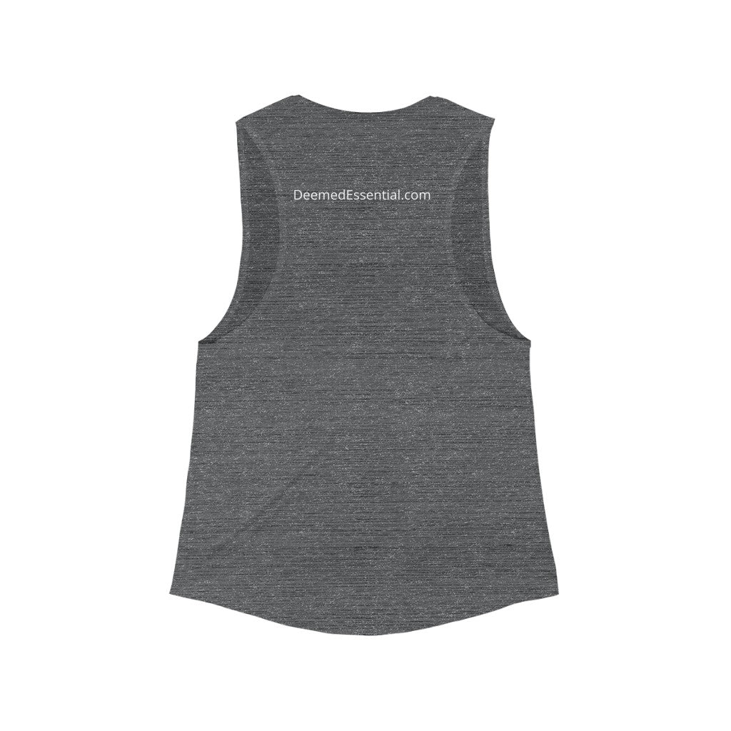 Women's Third Eye Muscle Tank