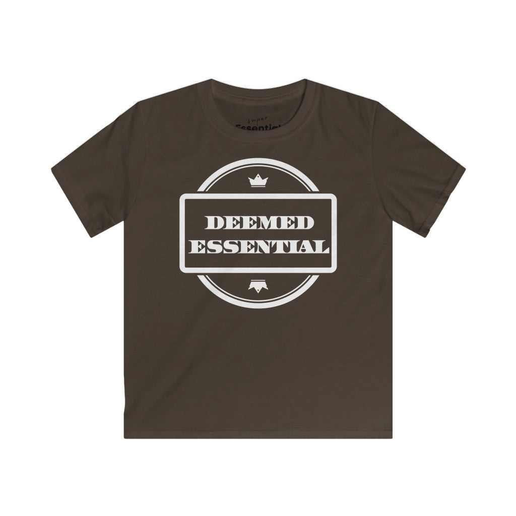 Boys Deemed Essential Luxury Tee