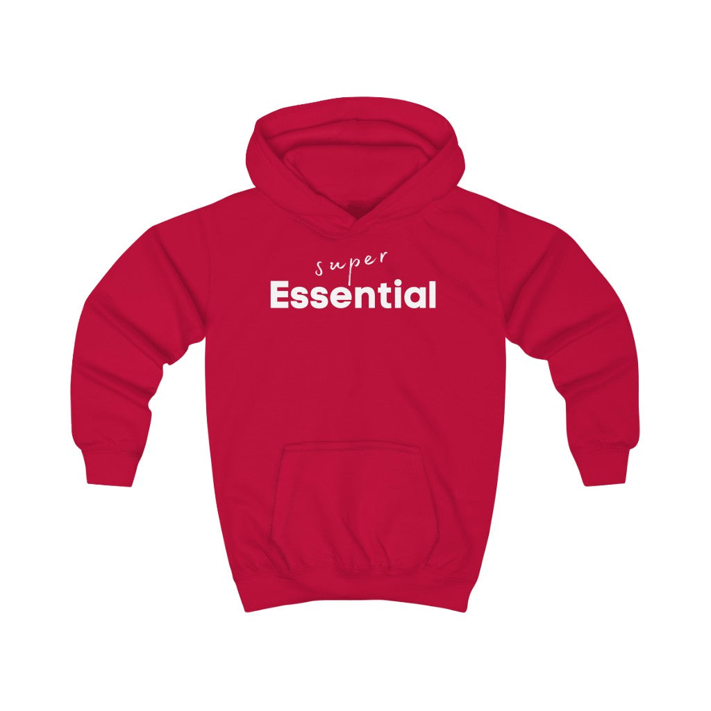 Boys/Girls Super Essential Hoodie