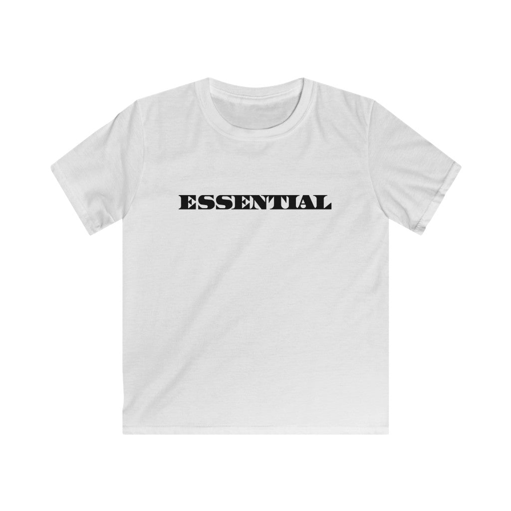 Boys Essential Luxury Tee
