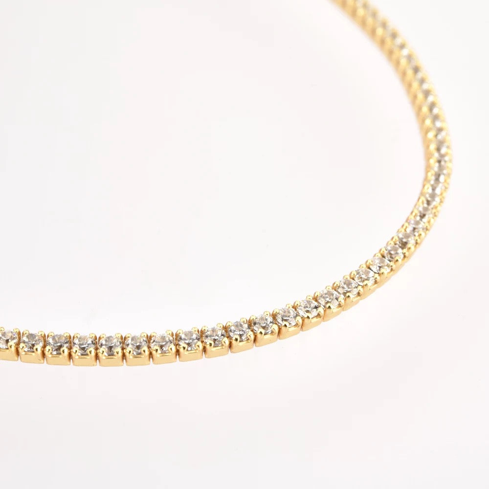 Lucali Necklace Gold