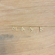 Load image into Gallery viewer, Mama Necklace Gold