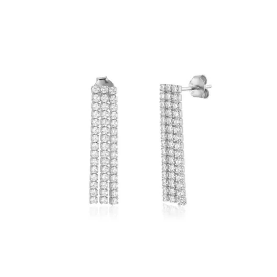 Lucali earrings Silver