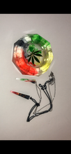 Load image into Gallery viewer, Rasta Ashtray