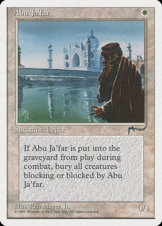 Abu Ja'far [Chronicles] | Not Another Game Store