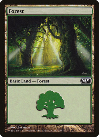 Forest (247) [Magic 2011] | Not Another Game Store