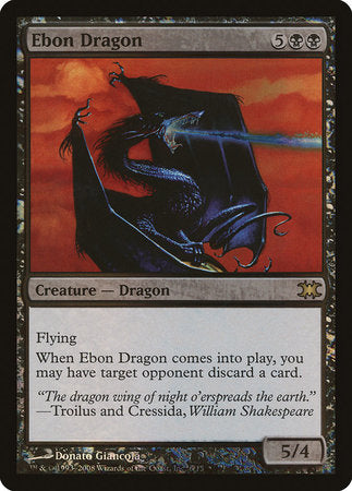 Ebon Dragon [From the Vault: Dragons] | Not Another Game Store