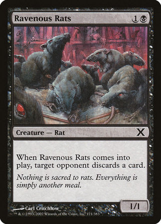 Ravenous Rats [Tenth Edition] | Not Another Game Store