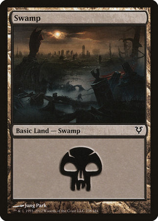 Swamp (238) [Avacyn Restored] | Not Another Game Store