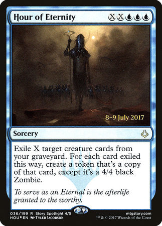 Hour of Eternity [Hour of Devastation Promos] | Not Another Game Store