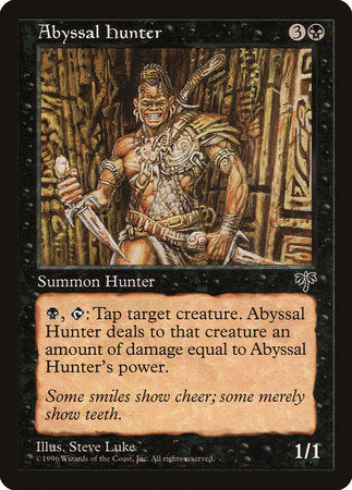Abyssal Hunter [Mirage] | Not Another Game Store