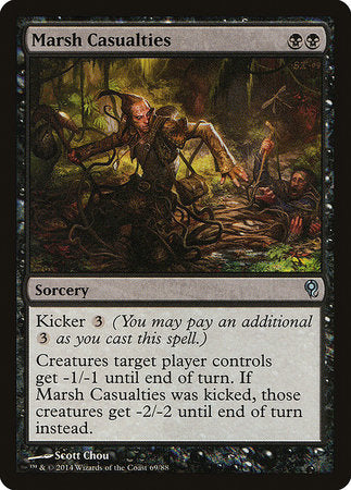 Marsh Casualties [Duel Decks: Jace vs. Vraska] | Not Another Game Store