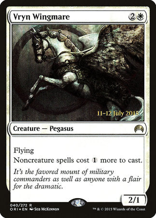 Vryn Wingmare [Magic Origins Promos] | Not Another Game Store
