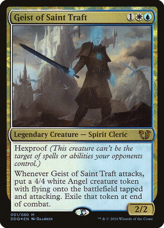 Geist of Saint Traft [Duel Decks: Blessed vs. Cursed] | Not Another Game Store