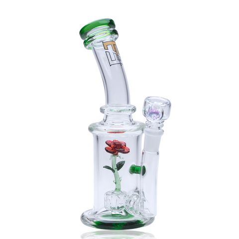 Empire Glassworks - Mini Rig - The Glass Rose Kit - dankrips