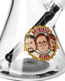 Trailer Park Boys Authentic Group Bong - dankrips