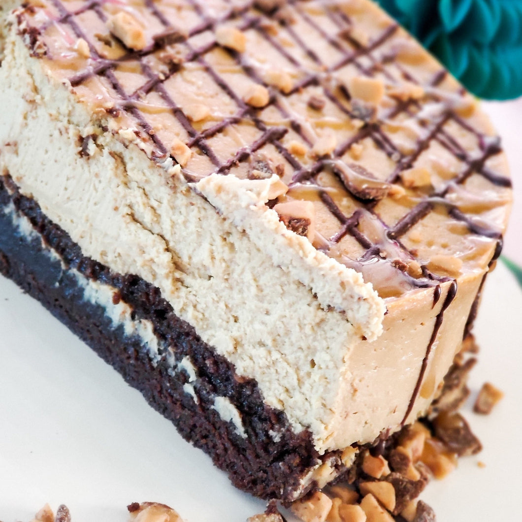 Brownie Java Cheesecake (Specialty)