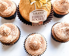 Load image into Gallery viewer, Hazelnut Java Cupcakes