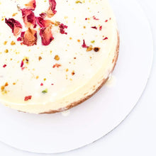 Load image into Gallery viewer, Rasmalai Cheesecake (Specialty)
