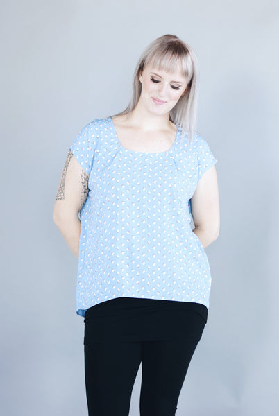Sophie Top - Light Blue
