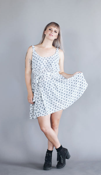 Guinivere Dress - White