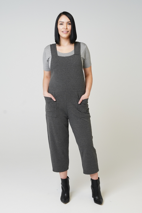 Dakota Capri Overalls - 3 Colours