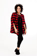 Joanne Cape - Red Buffalo Plaid