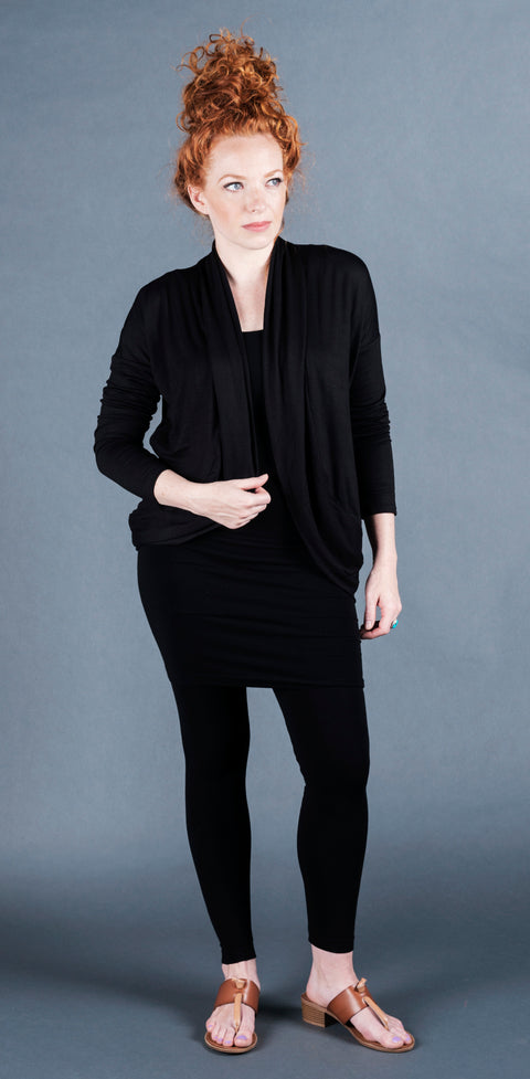 Tina Cardigan - Black