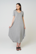 Luna Long Swing T-Shirt Dress - 6 Colours