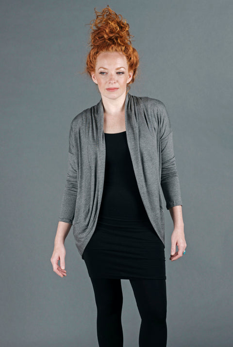 Tina Cardigan - Grey