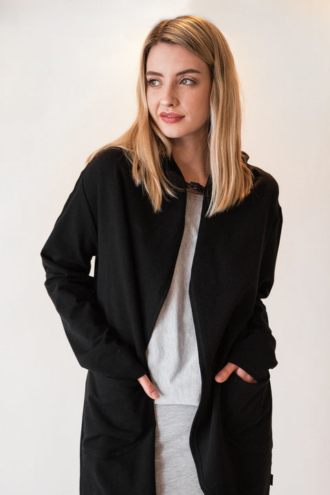 Shirra Hooded Cardigan - 3 Colours
