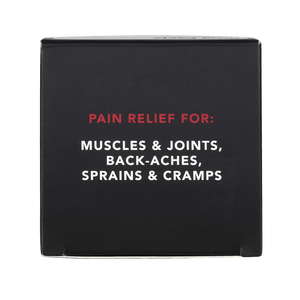Strive Pain Relief Cream relieves muscle aches